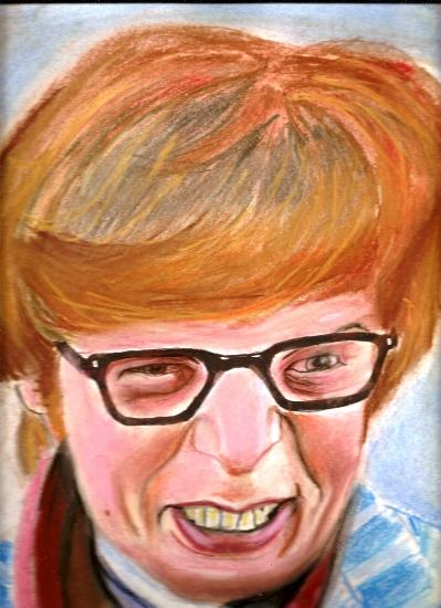 Mike Myers by zaxxon